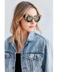 Goldendaze - Cat-eye Sunglasses - Lyst