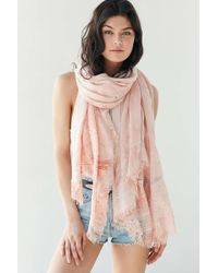 Ecote - Marble Beach Scarf - Lyst