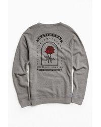 Katin - Rose Crew Neck Sweatshirt - Lyst
