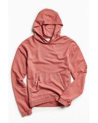 Urban Outfitters - Uo Malone Hoodie Sweatshirt - Lyst