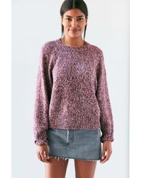 Kimchi Blue - Marled Raglan Sweater - Lyst