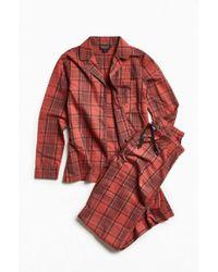 Pendleton - Flannel 2-piece Pajama Set - Lyst