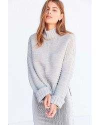 Silence + Noise - Annie Turtleneck Sweater - Lyst