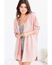 Out From Under - Cozy Hoodie Sweatshirt - Lyst
