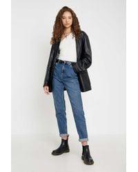 BDG - Mom-Jeans aus recycelter Baumwolle - Lyst