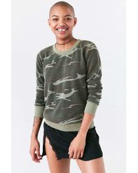 Truly Madly Deeply - Hudson Camo Pullover Sweatshirt - Lyst