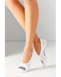 Vans - Basic Checkered No-show Sock 3 Pack - Lyst