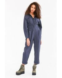 BDG - '80s High-waist Coverall Jumpsuit - Lyst
