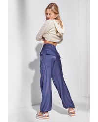 Without Walls - Keelah Parachute Cargo Pant - Lyst
