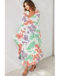 Urban Outfitters - Tie-dye Beach Blanket - Lyst