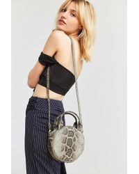 C.A.B. Collection - Lisa Mini Circle Crossbody Bag - Lyst