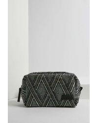 BDG - Black And White Print Make-up Bag - Womens All - Lyst