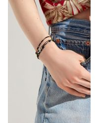 Urban Outfitters - Beaded Bracelet Set - Lyst