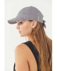 9bdbb92419d Lyst - Urban Outfitters The Beatles Abbey Road Denim Baseball Hat in ...