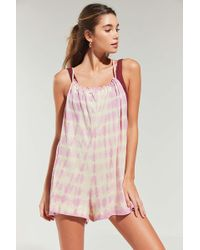 Out From Under - Juniper Relaxed-fit Romper - Lyst