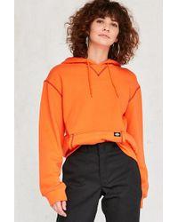 Dickies | X Uo Orange Hoodie | Lyst