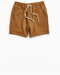 Urban Outfitters - Uo Lucian Knit Volley Short - Lyst