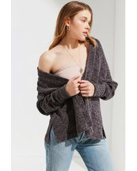 Urban Outfitters | Uo Cozy Cardigan | Lyst