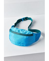 Urban Outfitters - Dylan Blue Nylon Bum Bag - Lyst