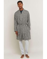 Bread & Boxers - Jumper Terry Robe - Lyst