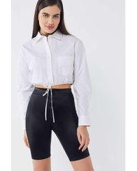Urban Outfitters - Uo Zip Fly Bike Short - Lyst