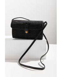 Urban Outfitters - Ida Straw Crossbody Bag - Lyst