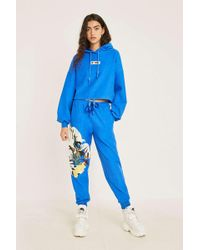Angel Chen - Embroidered Joggers - Lyst