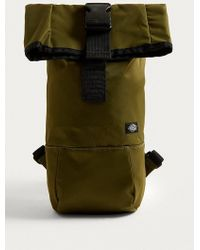 Dickies - Woodlake Rolltop Olive Chest Pack - Lyst