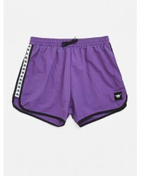 6a79a0ed0ace2 Kappa - Agius Purple Swim Shorts - Mens S - Lyst