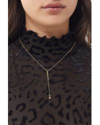 Luv Aj - Ombre Constellation Lariat Necklace - Lyst