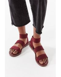 Urban Outfitters | 3-strap Elastic Sandal | Lyst