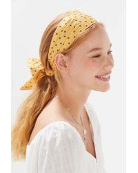 Urban Outfitters - Tijuana Tie-back Headband - Lyst