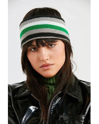 Urban Outfitters - Soccer Striped Headband - Lyst