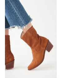 Urban Outfitters - Tary Cowboy Boot - Lyst