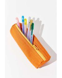Urban Outfitters Pop Colour Canvas Pencil Case