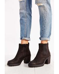 Vagabond - Grace Platform Ankle Boot - Lyst