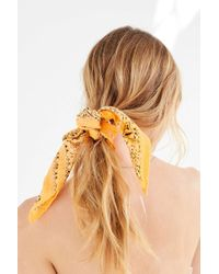 Urban Outfitters - Uo Classic Bandana - Lyst
