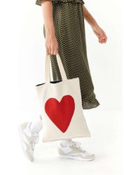 Hansel From Basel - Cotton Tote Bag - Lyst