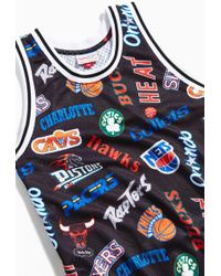 Mitchell & Ness - Nba All Over Collection Jersey - Lyst