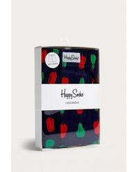 Happy Socks - Fruit Woven Boxer Trunks - Lyst
