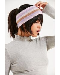 Urban Outfitters | Soccer Striped Headband | Lyst