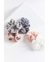 Urban Outfitters - Days Of The Week Scrunchie Set - Lyst