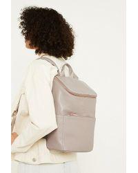 Matt & Nat - Brave Grey Backpack - Lyst