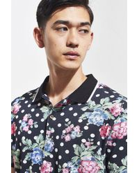 Urban Outfitters - Uo Pique Polo Shirt - Lyst
