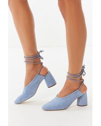 Urban Outfitters - Astrid Strappy Heel - Lyst