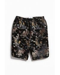 Urban Outfitters - Uo Dragon Brocade Boxing Short - Lyst