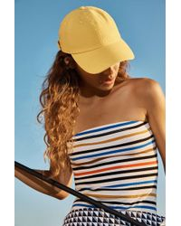Urban Outfitters - Washed Canvas Baseball Hat - Lyst