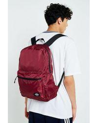 Dickies - Lake Burgundy Packaway Backpack - Lyst