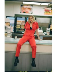 Stussy - Nora Coverall - Lyst