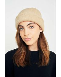 Urban Outfitters - Furry Beanie - Womens All - Lyst